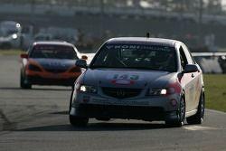 #143 Davis Motorsports Acura TSX: Anthony Serra, Marcelo Abello