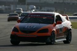#142 Davis Motorsports Acura RSX - S: Spencer Trenery, Jim Briody