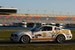 Blackforest Motorsports Mustang GT : Scott Tucker, Ed Zabinski