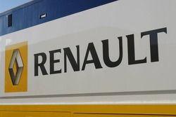 Renault F1 Team, logo
