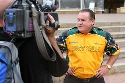 Alan Jones, Seatholder of A1Team Australia