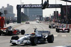 Timo Glock, Ralf Schumacher ve Fernando Alonso