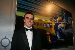 Gala dinner: Fernando Alonso