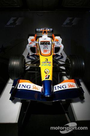 Gala dinner: Renault F1 Team R26