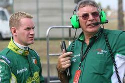 Richard Lyons and Gary Anderson