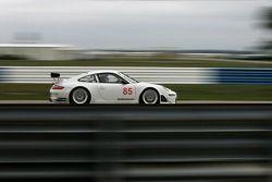 #85 Farnbacher Loles Motorsports Porsche 911 GT3 RSR: Dirk Werner, Christian Zugel