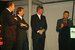 Colin Kolles; Michael Mol; Victor Muller, Spyker-Ferrari