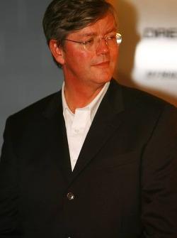 Geschäftsführer Victor Muller, Spyker-Ferrari