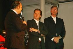 Colin Kolles; Michiel Mol; Victor Muller, Spyker-Ferrari