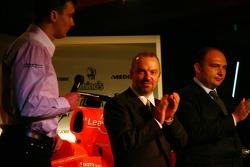 James Key, Spyker F1 Team, Teknik Direktörü, Mike Gascoyne, Spyker F1 Team, Chief Technology Officer