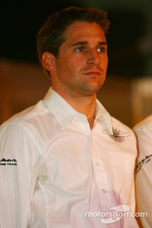 Christijan Albers, Spyker-Ferrari