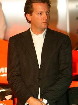 Michiel Mol, Direktör, Formula 1 Racing, Spyker ve Spyker F1 Team