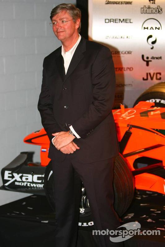 Victor Muller, Şef Sorumlusu, Spyker Cars N.V. ve Spyker F1 Team