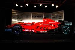 Spyker-Ferrari F8-VII