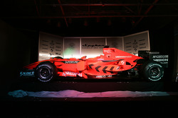 2007 Spyker-Ferrari F8-VII is unveiled