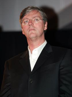 Spyker Cars CEO Victor Mulller