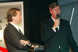 Spyker Cars CEO Victor Mulller ve about yeni otomobil ve Michiel Mol