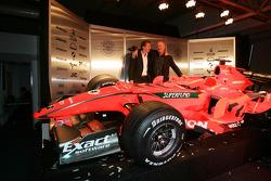 Der Spyker-Ferrari F8-VII