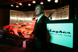 Victor Mulller, Geschäftsführer Spyker Cars
