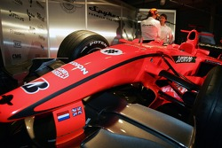 2007 Spyker-Ferrari F8-VII
