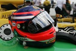Karl Reindler's helmet
