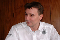James Key, Technical Director, Spyker Formula One Team