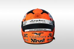 Helmet, Christijan Albers