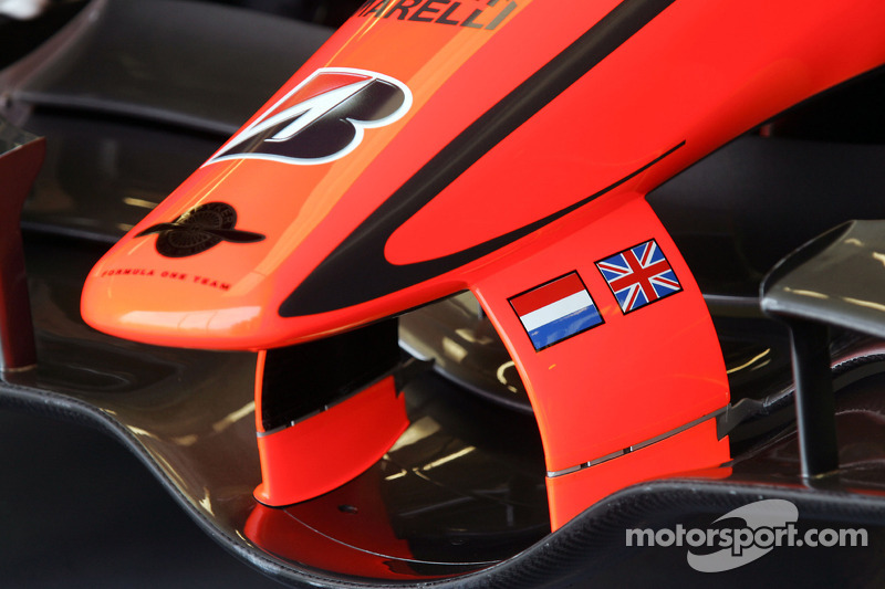 detay, 2007 Spyker-Ferrari F8-VII