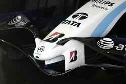 Nose cone, Williams FW29
