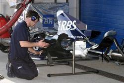 Williams takım elemanı, work