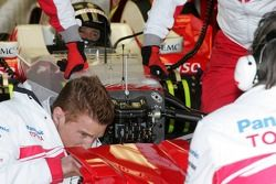 Toyota Racing takım elemanları, work