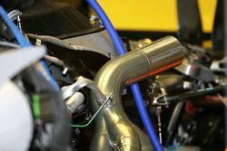 Renault motor ve exhaust