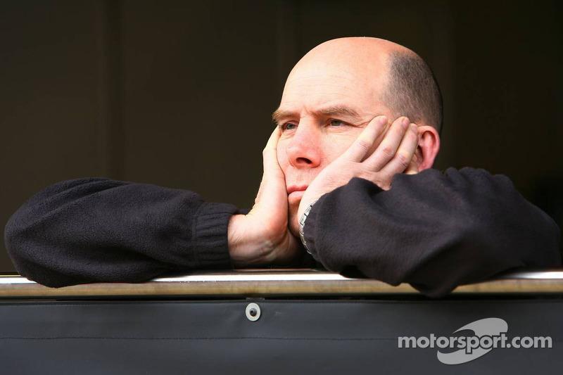 Джок Кліа, Honda Racing F1 Team, старший гоночний інженер Рубенса Баррікелло