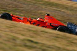 Adrian Sutil, Spyker F8-VII