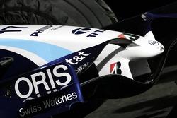 Williams FW29: Frontpartie