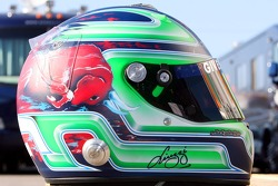 Helm von Vitantonio Liuzzi, Scuderia Toro Rosso