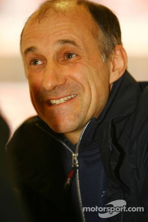 Franz Tost, team principal de la Scuderia Toro Rosso