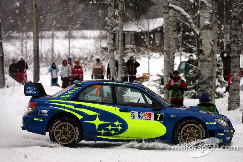 Noruega (Rally de Noruega): 2 ediciones