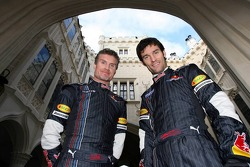 David Coulthard ve Mark Webber