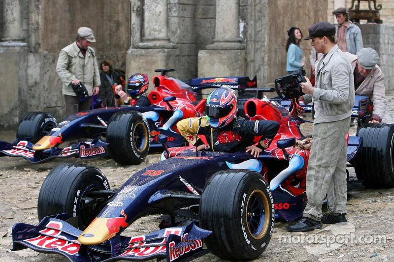 Red Bull Racing - Scuderia Toro Rosso filmi, Sofya, Bulgaristan