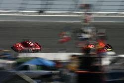 Dale Earnhardt Jr. and Juan Pablo Montoya