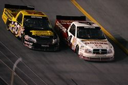Chase Miller and Todd Bodine