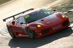 Scuderia Ecosse Ferrari 430: Mullen, Kirkaldy, Niarchos