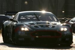 Racing BMS Aston Martin: Bonetti, Monfardini