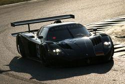 Hubert Haupt Motorsport Maserati MC 12: Haupt