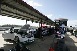 Paul Cruickshank Racing setup