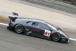 #41 All-Inkl.com Reiter Lamborghini Murciélago: von Thurn und Taxis