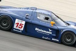 #15 JMB Racing Maserati MC 12: Kutemann Waaijenberg