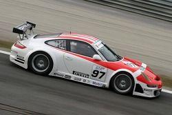 #97 BMS Scuderia Itala Porsche 997 GT3 RSR: Collard, Malucelli
