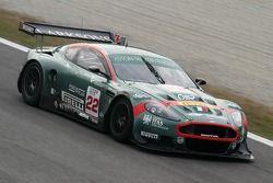 #22 Racing BMS Aston Martin: Bonetti, Monfardini
